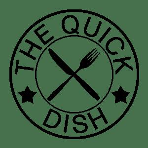 The Quick Dish Logo